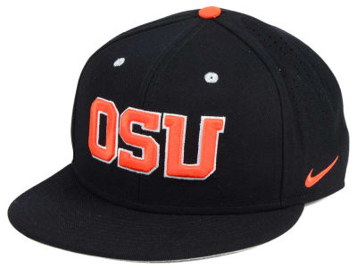 Oregon State Beavers Nike NCAA Authentic Vapor Fitted Cap