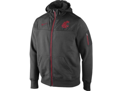 Washington State Cougars Nike NCAA Stealth Full Zip Jacket