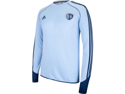 Sporting Kansas City adidas MLS Long Sleeve Training Top