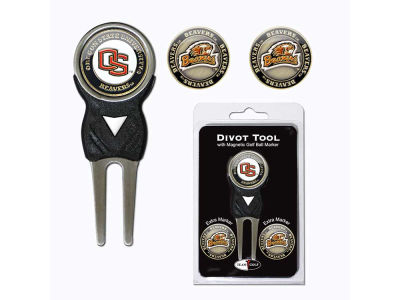 Oregon State Beavers Divot Tool and Markers