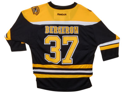 Boston Bruins Patrice Bergeron NHL Toddler Replica Player Jersey