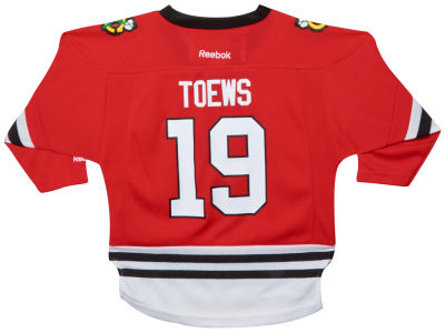 Chicago Blackhawks Jonathan Toews adidas NHL Toddler Replica Player Jersey