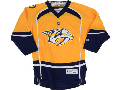 Nashville Predators NHL Kids Replica Jersey