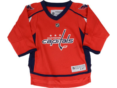 Washington Capitals Reebok NHL Youth Replica Jersey