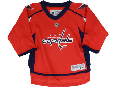Washington Capitals NHL Kids Replica Jersey