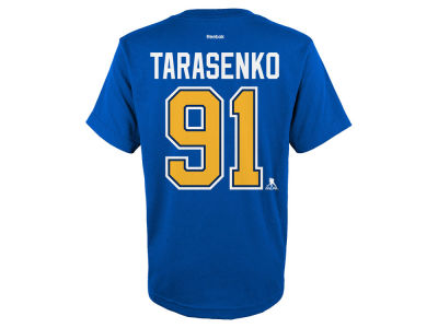 St. Louis Blues Vladimir Tarasenko NHL Youth Player T-Shirt