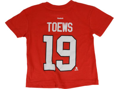 Chicago Blackhawks Jonathan Toews NHL Kids Player T-Shirt