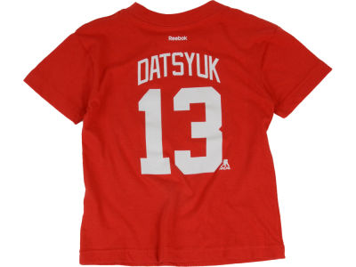 Detroit Red Wings Pavel Datsyuk NHL Kids Player T-Shirt