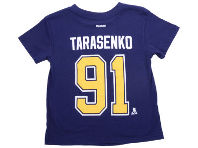 St. Louis Blues Vladimir Tarasenko NHL Kids Player T-Shirt