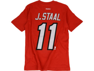Carolina Hurricanes Eric Staal NHL Toddler Player T-Shirt