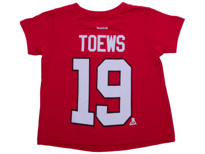 Chicago Blackhawks Jonathan Toews NHL Toddler Player T-Shirt