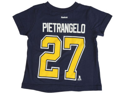 St. Louis Blues Alex Pietrangelo NHL Toddler Player T-Shirt
