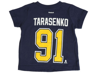 St. Louis Blues Vladimir Tarasenko NHL Toddler Player T-Shirt
