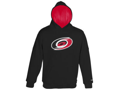 Carolina Hurricanes NHL Youth Sportsman Pullover Fleece Hoodie
