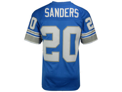 Detroit Lions Barry Sanders Mitchell & Ness NFL Replica Throwback Jersey