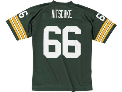 Green Bay Packers Ray Nitschke Mitchell & Ness NFL Replica Throwback Jersey