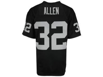 Los Angeles Raiders Marcus Allen NFL Replica Throwback Jersey