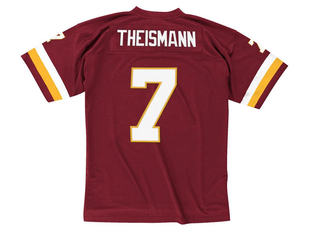Washington Redskins Joe Theismann Mitchell   Ness NFL Replica Throwback  Jersey  3e73a01d4