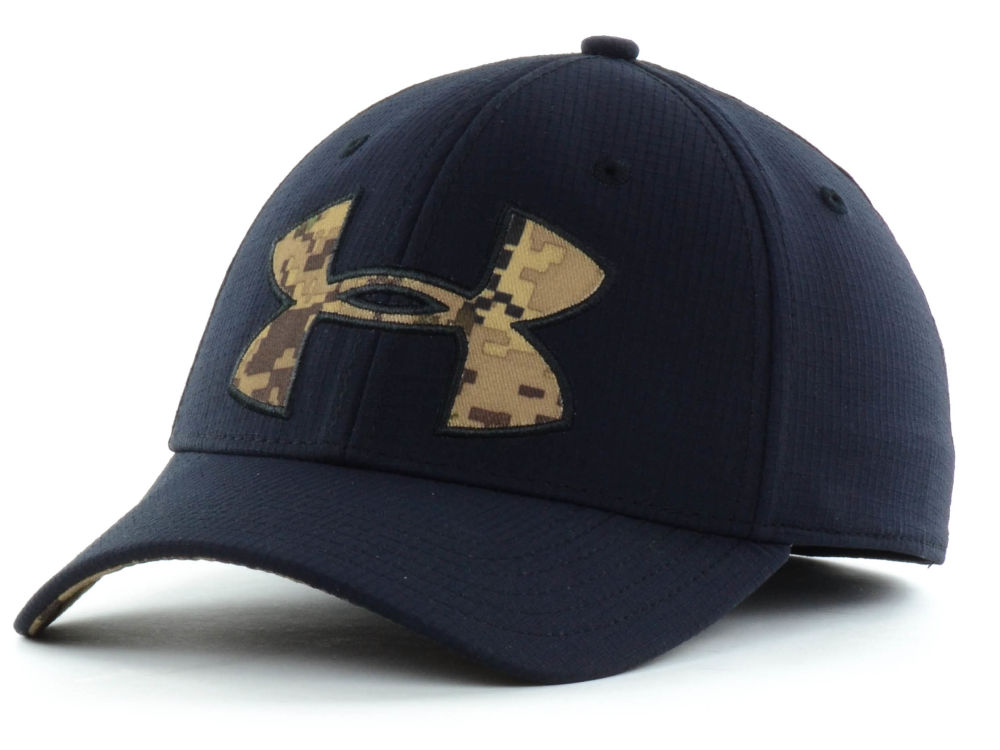 c44f354d3eb ... top quality under armour digi camo filled flex cap cb2f5 77a56
