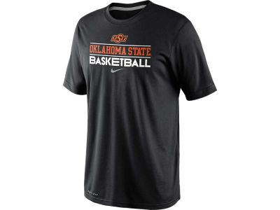 Oklahoma State Cowboys Nike NCAA Team Issue Basketball Practice T-Shirt