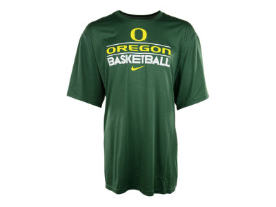 Oregon Ducks Nike NCAA Team Issue Basketball Practice T-Shirt