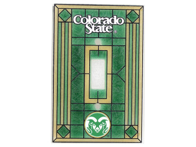 Colorado State Rams Switch Plate Cover