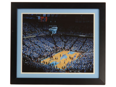 "North Carolina Tar Heels Double Color Mat Photo 22""x25"""