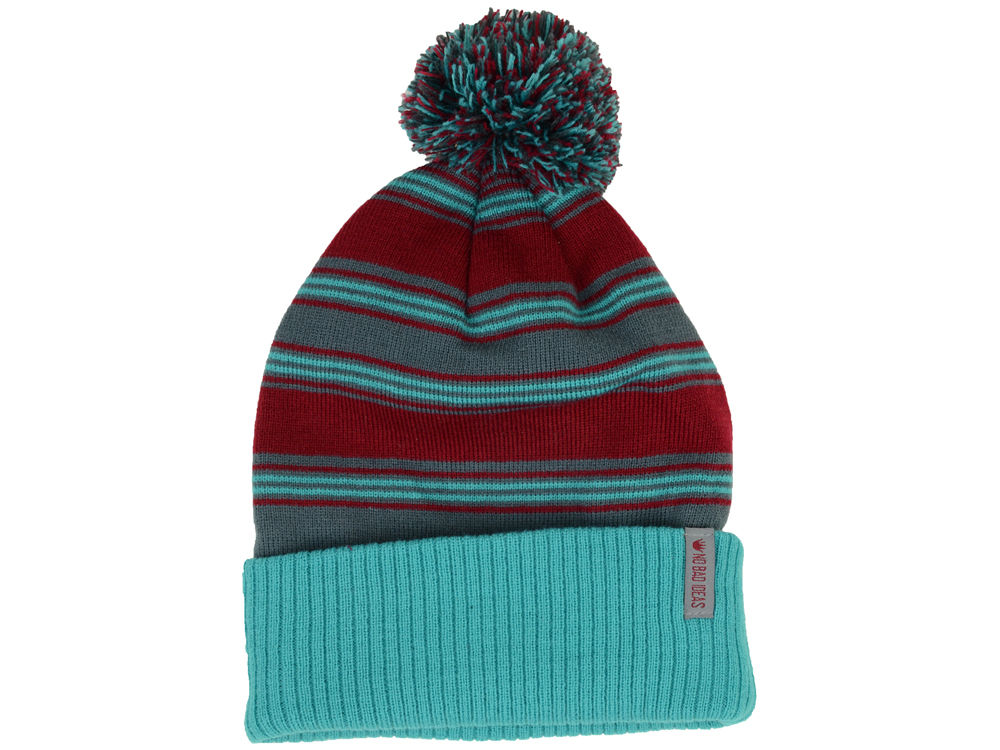 No Bad Ideas Pop Color Cuffed Knit Hat  0d5753054