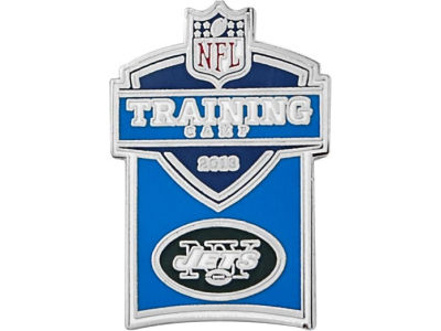 New York Jets 2013 Training Camp Hat Pin