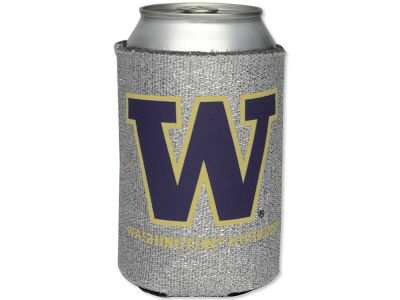 Washington Huskies Glitter Can Coozie