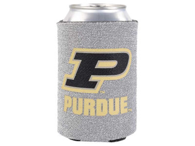 Purdue Boilermakers Glitter Can Coozie
