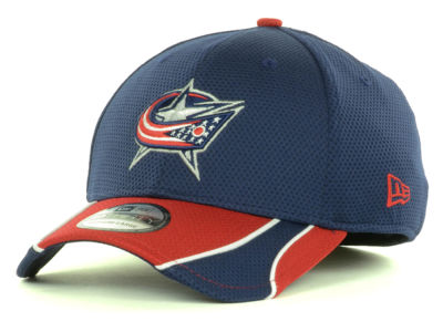 Columbus Blue Jackets New Era NHL Training 39THIRTY Cap
