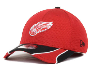 Detroit Red Wings New Era NHL Training 39THIRTY Cap
