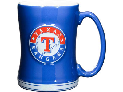 Texas Rangers 14 oz Relief Mug