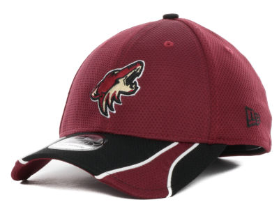 Phoenix Coyotes New Era NHL Training 39THIRTY Cap