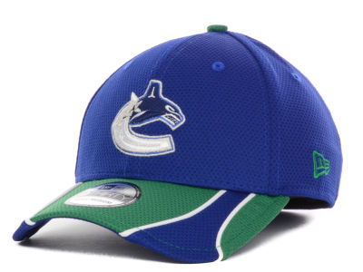 Vancouver Canucks New Era NHL Training 39THIRTY Cap