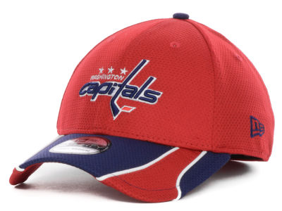 Washington Capitals New Era NHL Training 39THIRTY Cap