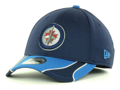 Winnipeg Jets New Era NHL Training 39THIRTY Cap