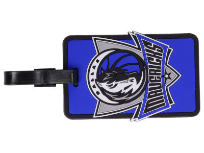 Dallas Mavericks Soft Bag Tag