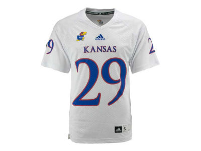 Kansas Jayhawks adidas NCAA Replica Football Jersey