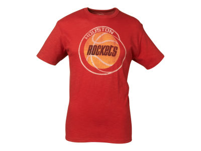 Houston Rockets '47 NBA Logo Scrum T-Shirt