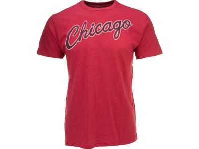 Chicago Bulls '47 NBA Wordmark Scrum T-Shirt