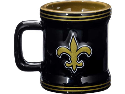 New Orleans Saints 2oz Mini Mug Shot
