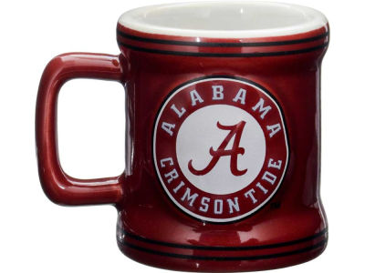 Alabama Crimson Tide 2oz Mini Mug Shot