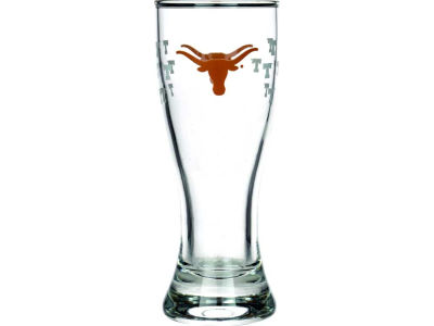 Texas Longhorns Satin Etch Mini Pilsner