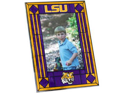 LSU Tigers Vertical Frame