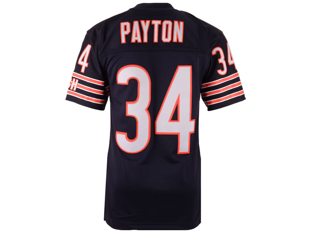 Chicago Bears Walter Payton Mitchell   Ness NFL Replica Throwback Jersey  d07348508