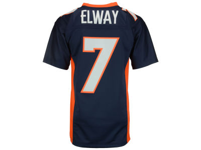 Denver Broncos John Elway NFL Replica Throwback Jersey