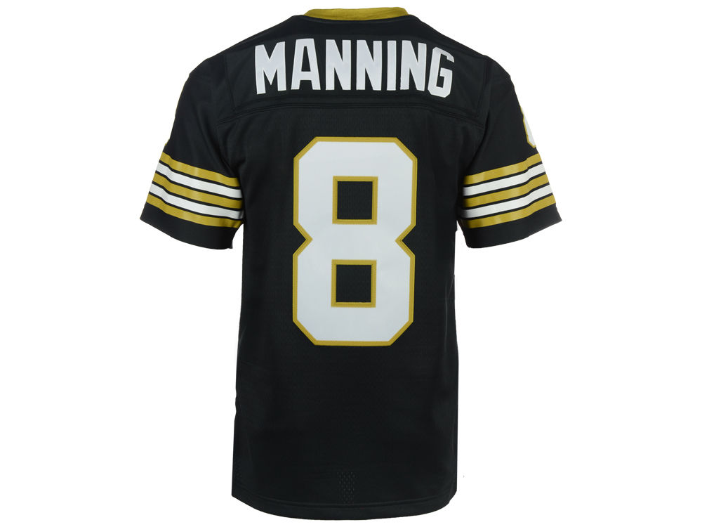 New Orleans Saints Archie Manning Mitchell   Ness NFL Replica Throwback  Jersey 095146538