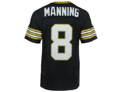 New Orleans Saints Archie Manning Mitchell and Ness NFL Replica Throwback Jersey